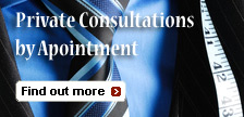 Private Consultations by Appointment